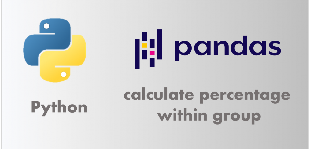 pandas tricks calculate percentage within group